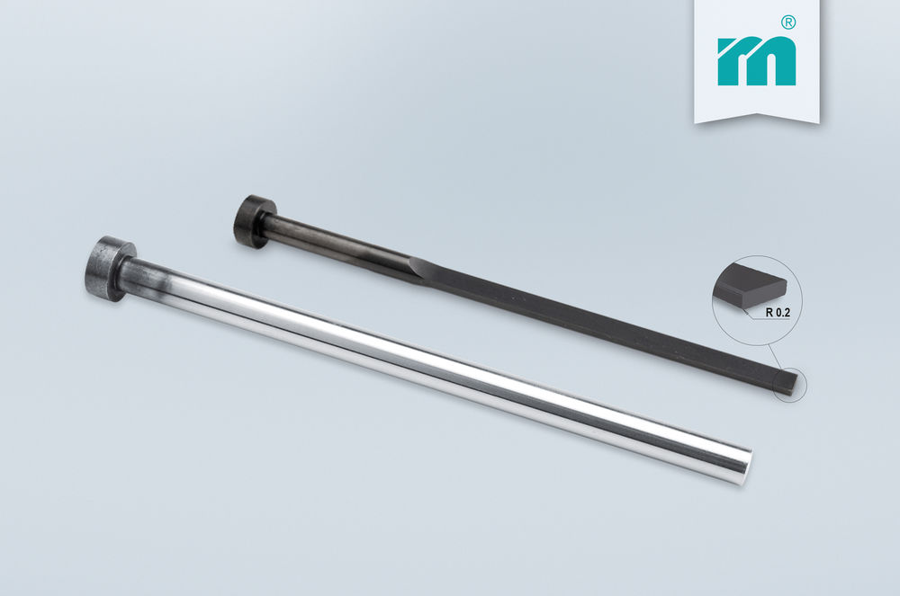 NEW from Meusburger – Ejectors for longer service life