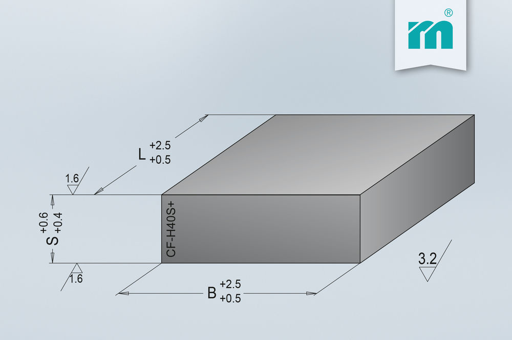 NEW from Meusburger – carbide blocks for eroding
