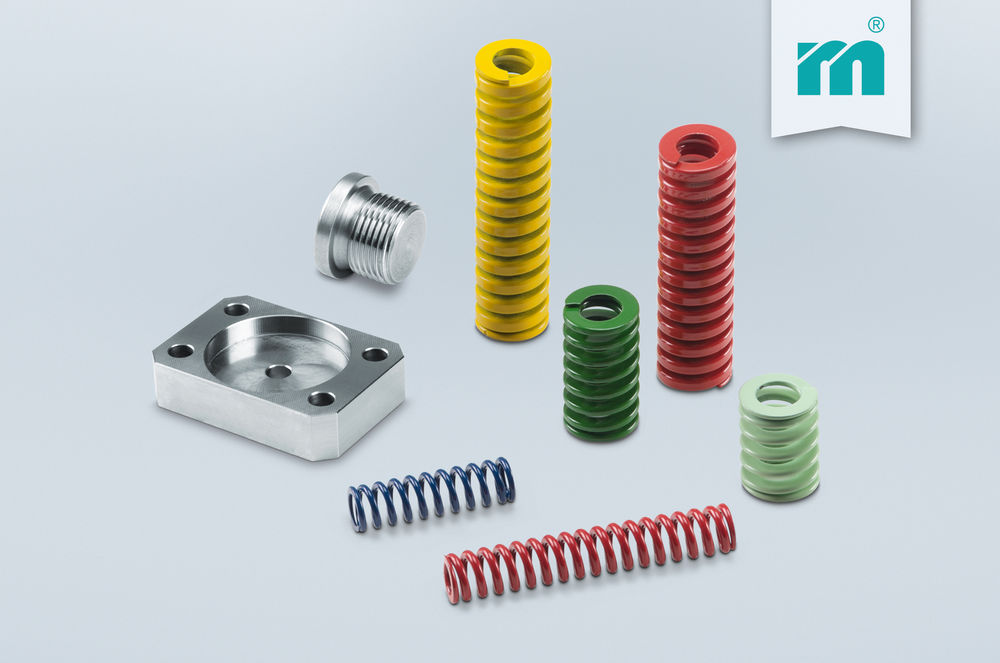 Meusburger offers a comprehensive range of accessories for spring installation
