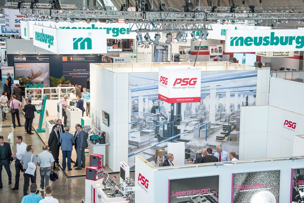 The Meusburger Group is represented at the Fakuma 2018