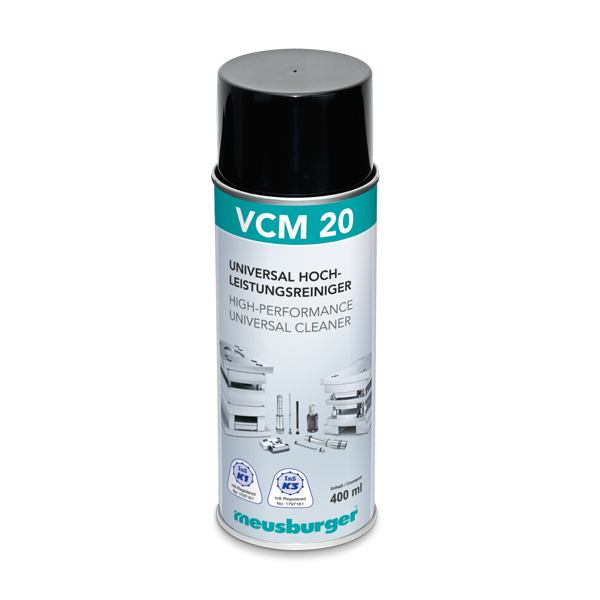 VCM 20 HIGH-PERFORMANCE UNIVERSAL CLEANER