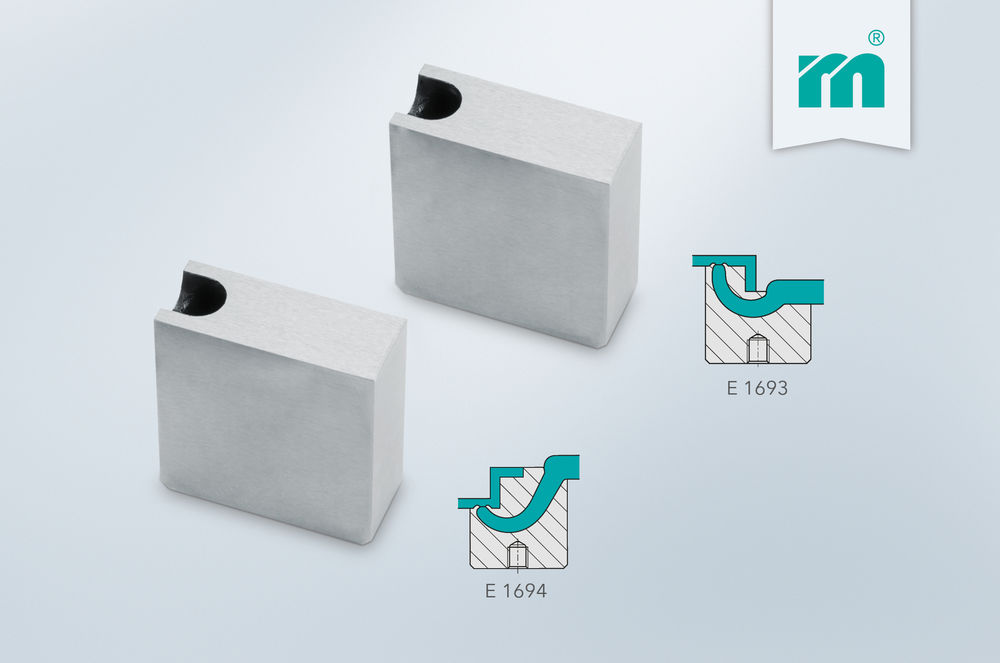 NEW from Meusburger: tunnel gate inserts for large contour steps