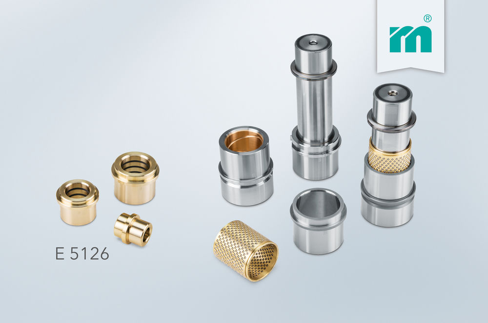 Meusburger now offers new guiding elements in the area of die making