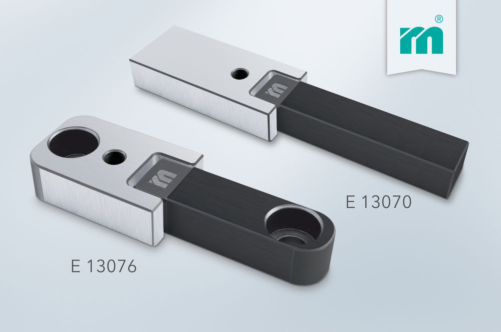 New from Meusburger: E 1307 Fine centring unit, flat for high-precision centring of inserts