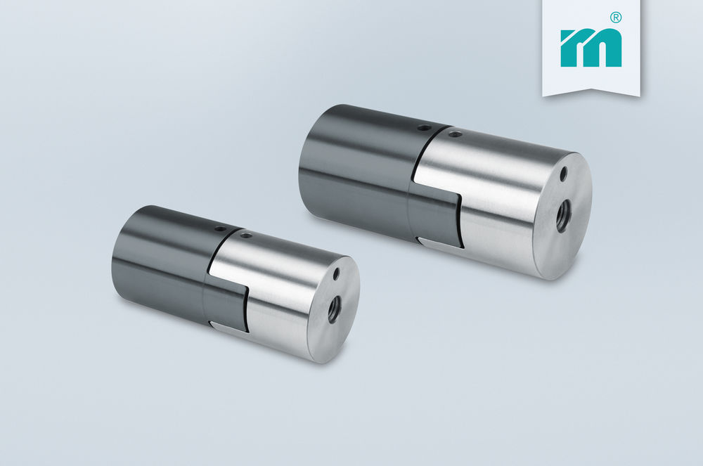 NEW from Meusburger: flat-face centring unit with round fitting