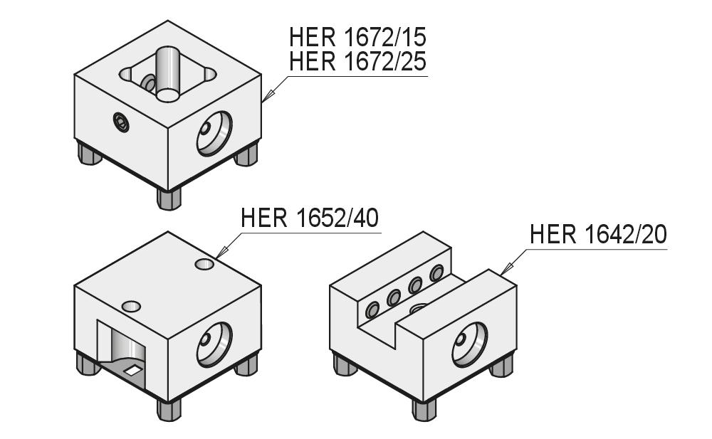 portelectrod set aluminiu portelectrod sistem its her 1692