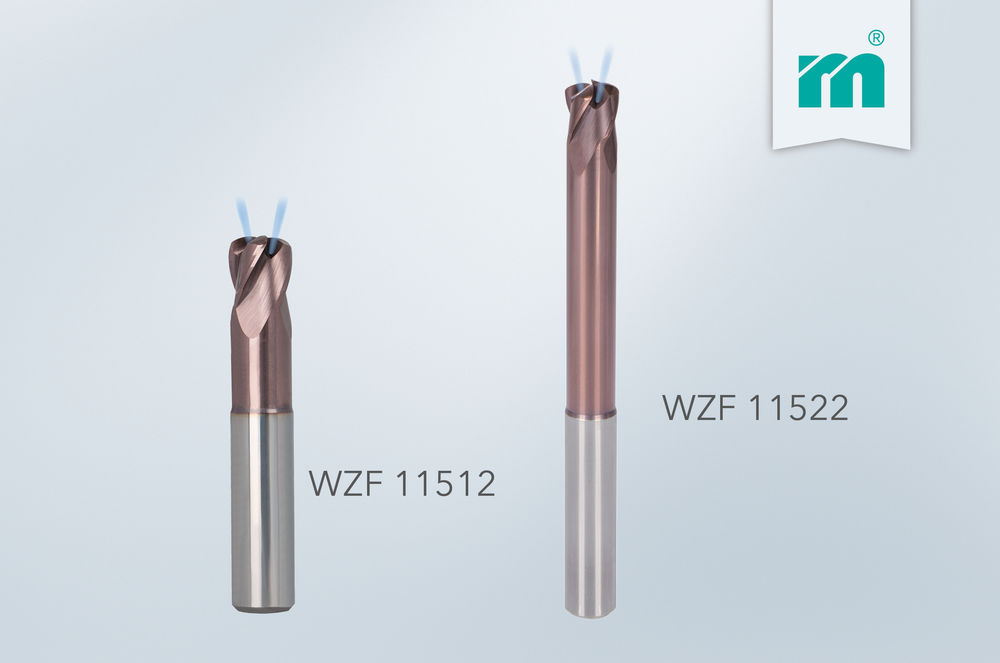 NEW from Meusburger: HFC rough milling cutters