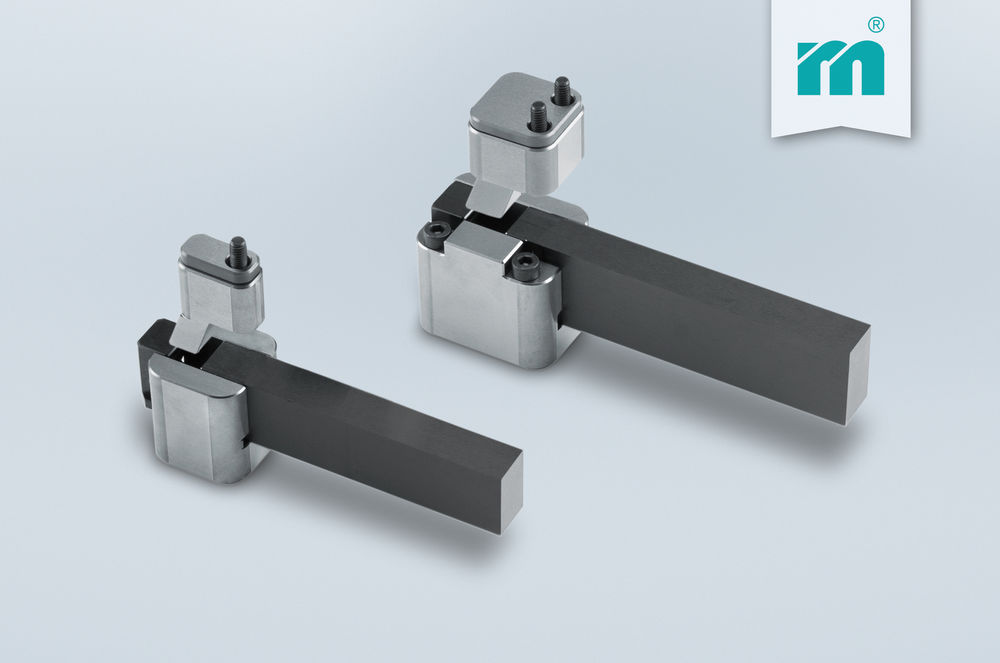 NEW from Meusburger – Compact slide units for smallest installation spaces