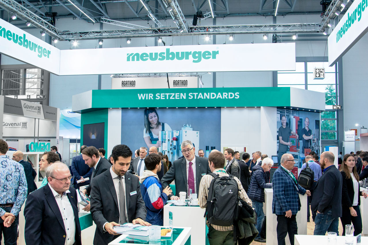 Market innovations presented by Meusburger at the K trade fair