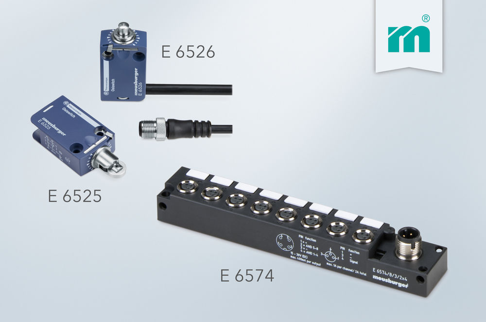 Meusburger enables universal die set monitoring
