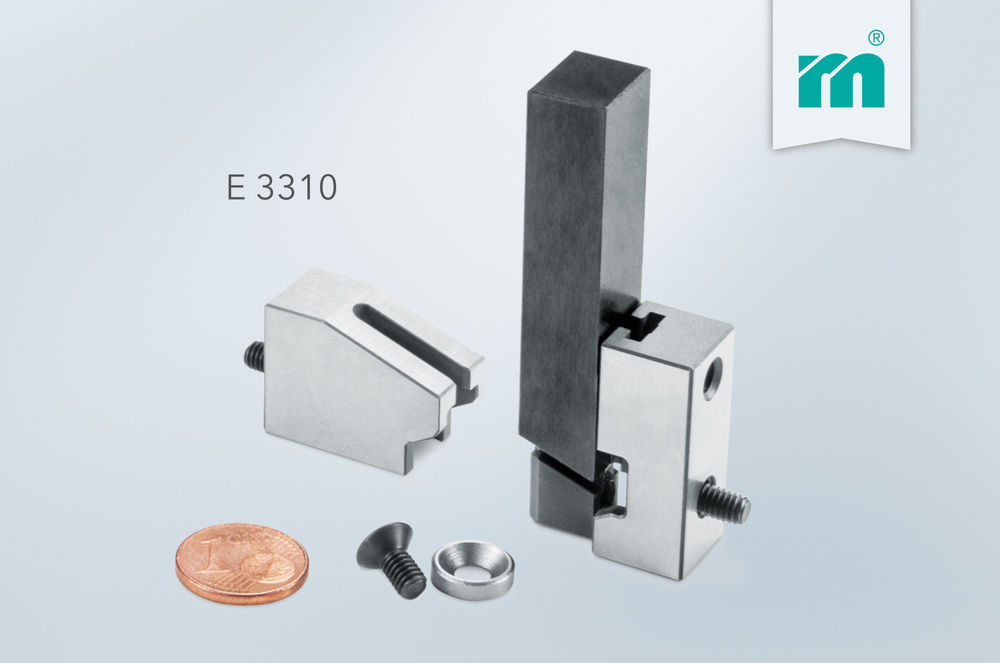 Meusburger presents the smallest ready-to-use slide unit on the market